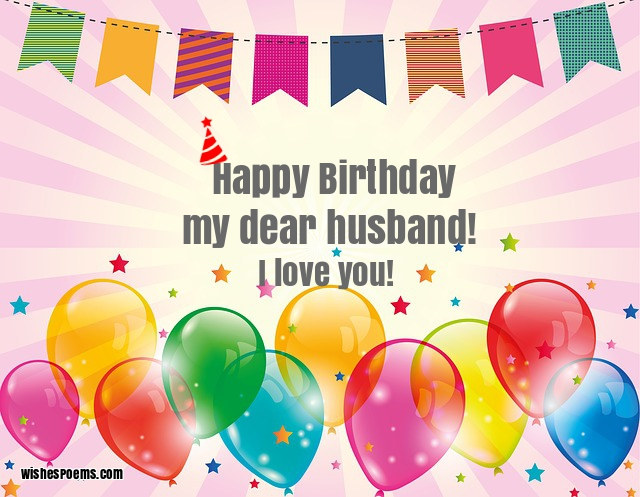 100 Birthday Wishes For Husband Happy Birthday Husband