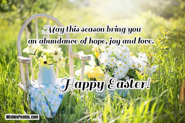 42 easter wishes greetings messages and images easter wishes m4hsunfo
